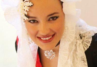 Raquel Baixauli, candidata 2018 de la Hoguera Passeig de Gómiz