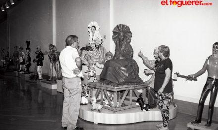 La Exposición del Ninot: preludio estético