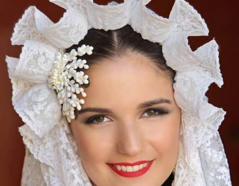 Alexandra Fructuoso García, candidata 2020 de la Hoguera Florida Sur