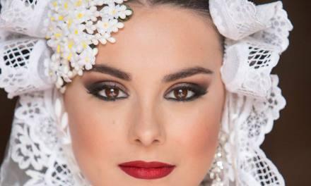Ainhoa García, candidata 2019 de la hoguera Parque de las Avenidas