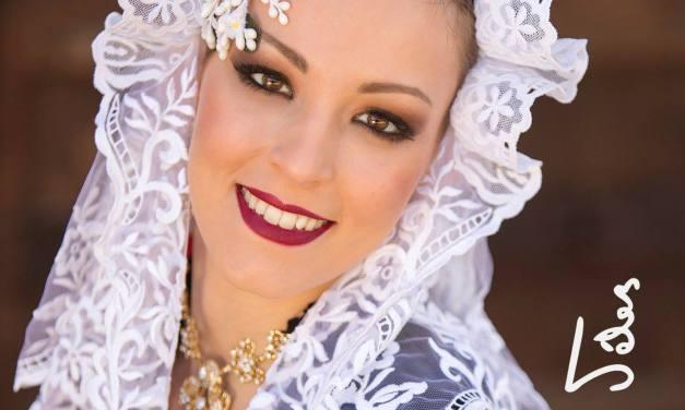 María Bañón, candidata 2019 de Hoguera Doctor Bergez-Carolinas