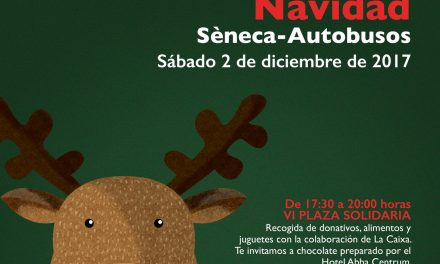 La Navidad llega a Séneca-Autobusos