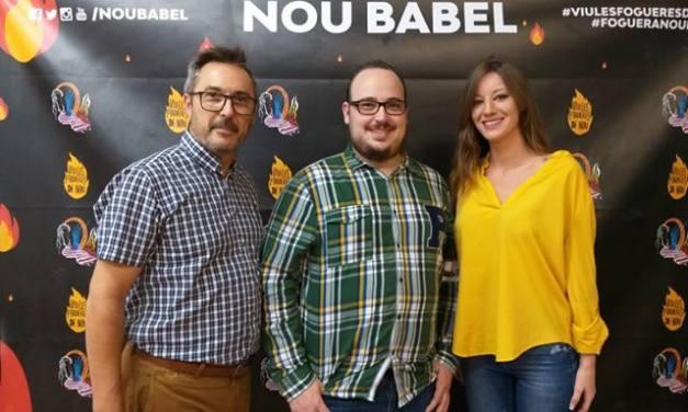 Nou Babel renueva con Fran Sierra en cuarta categoria
