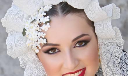 Alba Pérez Martínez, candidata 2020 de la hoguera Benito Pérez Galdós