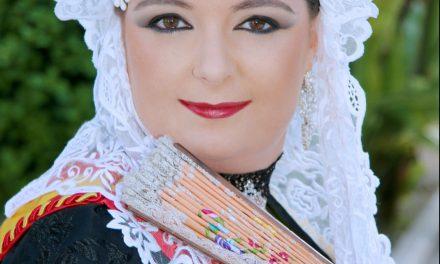 Melody Ramírez, candidata 2018 de la Hoguera Avenida Costa Blanca – Entreplayas