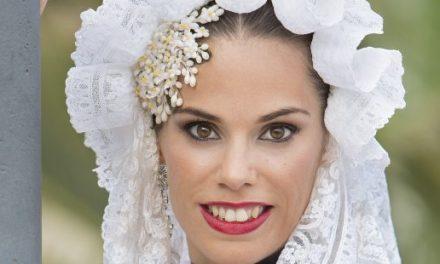 Ruth Bailén, candidata 2018 de la Hoguera La Cerámica