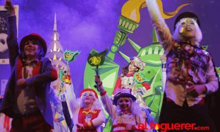 Ángeles-Felipe Bergé muestra su talento ganando el concurso infantil de playbacks