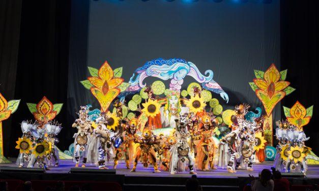 Baver-Els Antigons gana el Concurso artístico infantil con su pequeña jungla