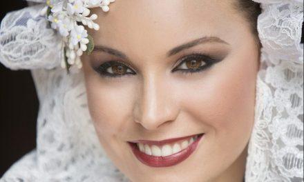 Carolina Arcaina, candidata 2018 de la Hoguera Carolinas Altas