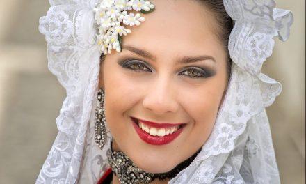 Celia Martínez, candidata 2018 de la Hoguera Diputació-Renfe