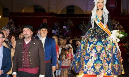 Aleida González se proclama Belleza del Fuego