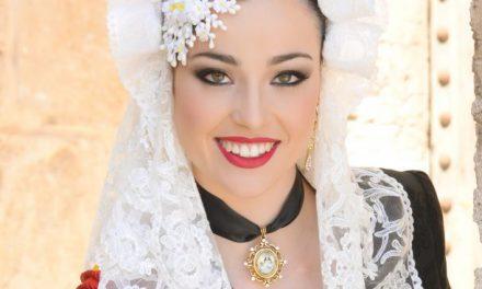 Sonia Morcillo, candidata 2018 de la Hoguera Ángeles-Felipe Bergé