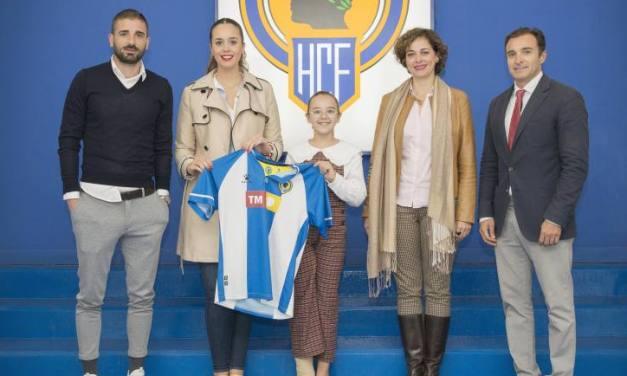 Acuerdo de colaboración entre la Federació de Fogueres y el Hércules
