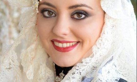 Cynthia Santos, candidata 2018 de la Hoguera Sant Blai-La Torreta