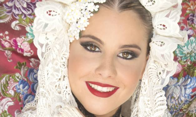 Celia Stephant, candidata 2019 de la Hoguera Ángeles-Felipe Bergé