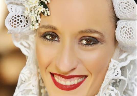 Elena Soriano Sañudo, candidata 2020 de la Hoguera Baver Els Antigons