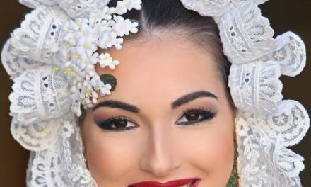 Nuria Morales Marhuenda, candidata 2020 de la hoguera Pla Metal