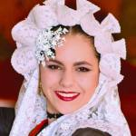 Alba Fernández, candidata 2020 de la Hoguera Princesa Mercedes