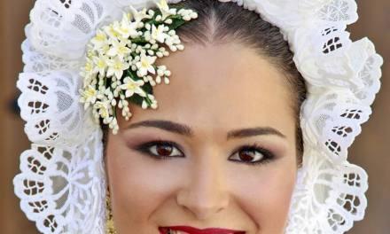 Gloria Amorós Amador, candidata 2020 de la Hoguera Carolinas Altas