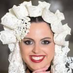 Alba Giménez Quevedo, candidata 2020 de la Hoguera Florida Portazgo