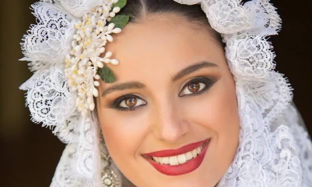 Ana Esquerdo, candidata 2019 de la Hoguera Avenida de Loring-Estación
