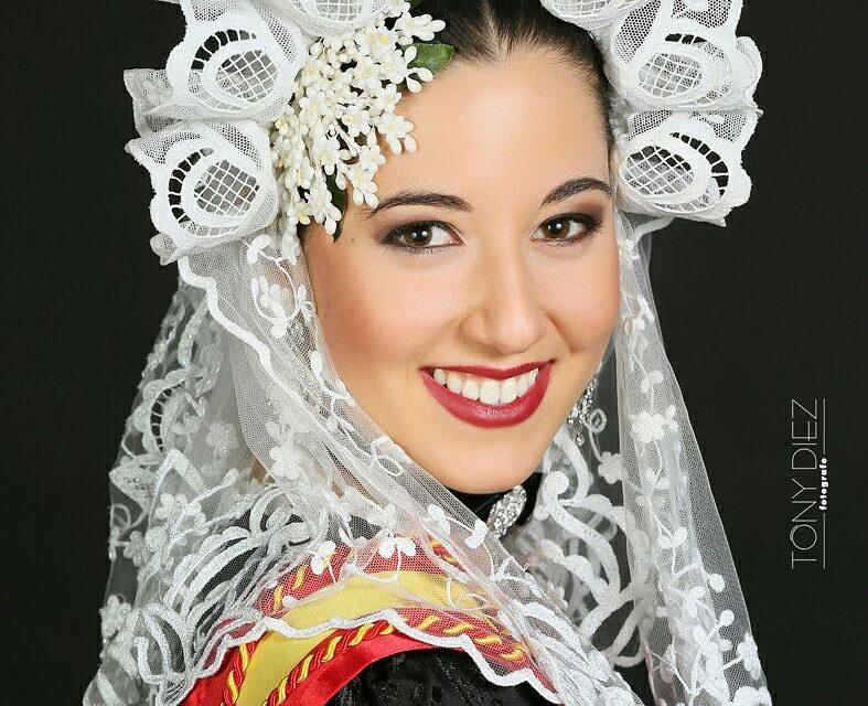 Irene Ortiz, candidata 2018 de la Hoguera Nou Babel