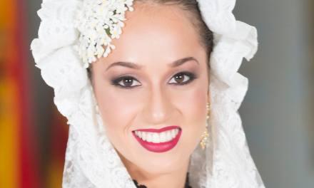 Esther Martínez, candidata 2019 de la Hoguera Avenida Costa Blanca-Entreplayas