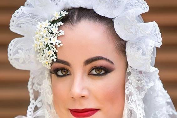Lucía Agulló Manzano, candidata 2020 de la Hoguera Pla-Hospital