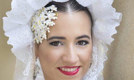 Melani García, candidata 2018 de la Hoguera Plaza de Gabriel Miró