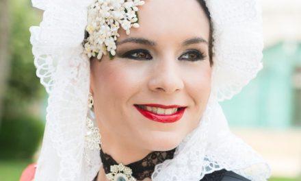Silvia Santana, candidata 2018 de la Hoguera Carolinas Bajas
