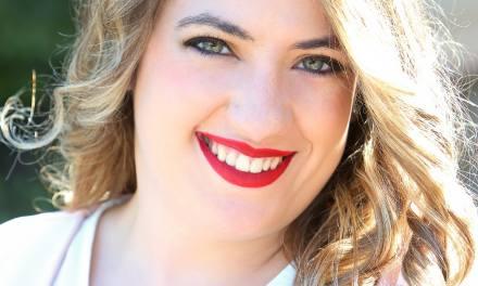 María Asín, candidata 2019 de la Hoguera Foguerer-Carolinas