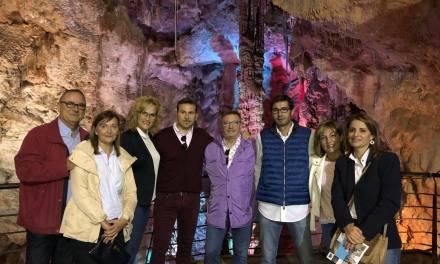 Las Cuevas del Canelobre, protagonistas este año en Pla del Bon Repós-La Goteta