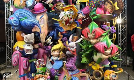 Los artistas alicantinos triunfan en las categorías infantiles de Valencia