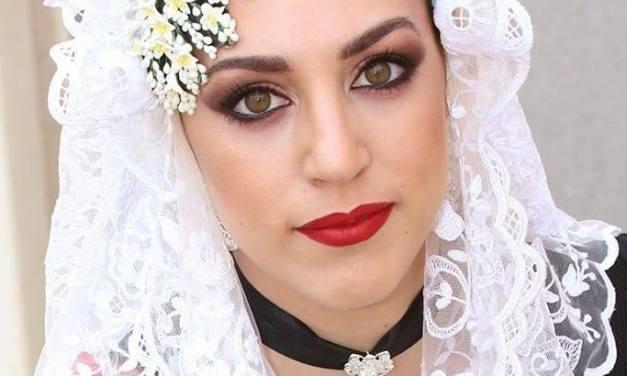 Cristina Galbis, candidata 2019 de la Hoguera Mercado Babel