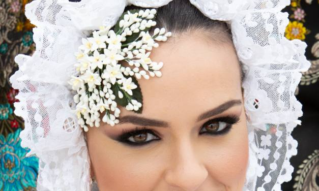 Elena García Álvarez, candidata 2020 de la Hoguera Bola de Oro