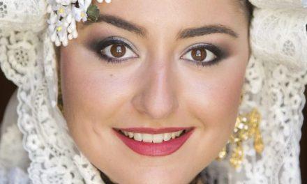 Julia María Narro, candidata 2018 de la Hoguera Polígono de Babel-Bernardo Pérez Sales