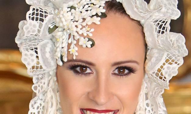 Vanesa Llopis Bañón, candidata 2020 de la Hoguera Plaza del Mediterráneo