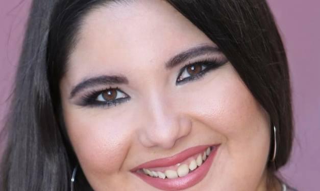 Alejandra Pino Muela, candidata 2020 de la Hoguera Alacant Golf