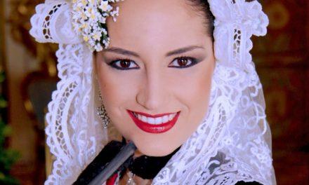 Alejandra Varó, candidata 2018 de la Hoguera La Condomina
