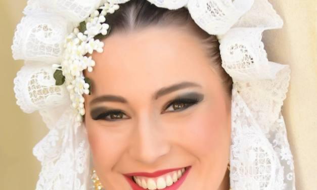 Patricia Morán Sánchez, candidata 2020 de la Hoguera Hernán Cortés