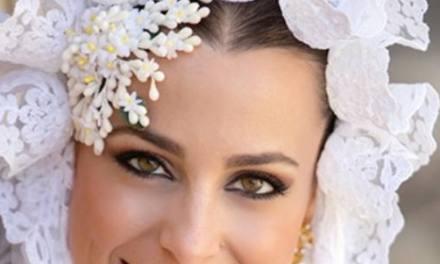 María de la Fuente García, candidata 2020 de la Hoguera Nou Alipark
