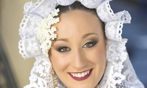 Irene Pascual Such, candidata 2020 de la Hoguera Sant Blai de Dalt
