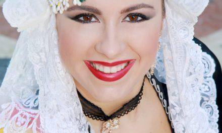 Ana Adela Velasco, candidata 2018 de la Hoguera Princesa Mercedes