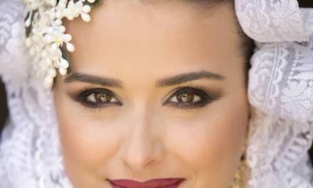 Silvia Morata, candidata 2020 de la Hoguera Sant Blai-La Torreta