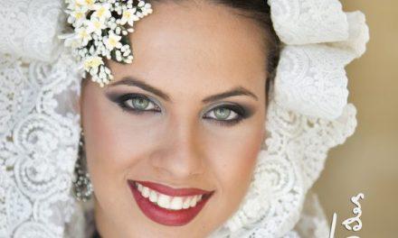 Aroa Morcillo, candidata 2018 de la Hoguera José Ángel Guirao