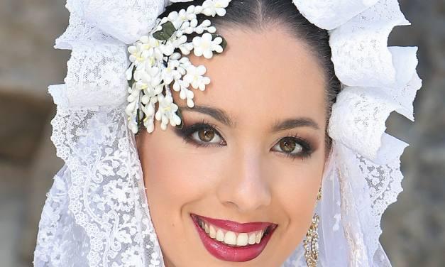Miriam González Fernández, candidata 2020 de la Hoguera Gran Vía-Garbinet