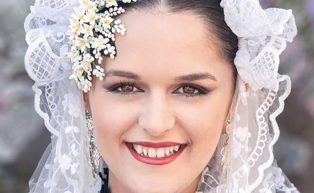Nerea Martínez, candidata 2019 de la Hoguera L'Harmonía-San Gabriel