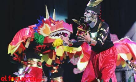 Polígono de San Blas vence en categoría única con un musical de Mulan