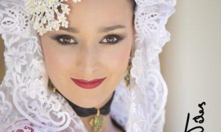 Sandra Monteverde, candidata 2018 de la Hoguera Sagrada Familia