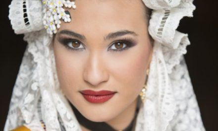 Carmen Ortega, candidata 2018 de la Hoguera San Blas Alto